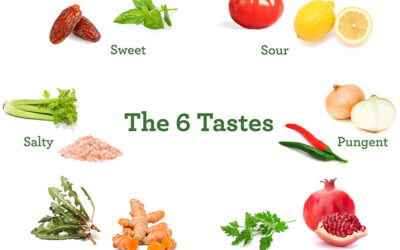 6 TASTES in Ayurveda – An Introduction